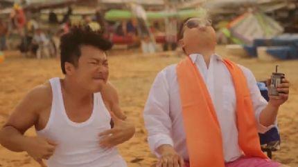 《香港style》爆红 港版PSY钱国伟跳骑马舞