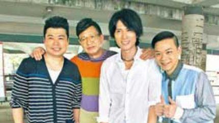 TVB时装喜剧《My盛Lady》翡翠台首播