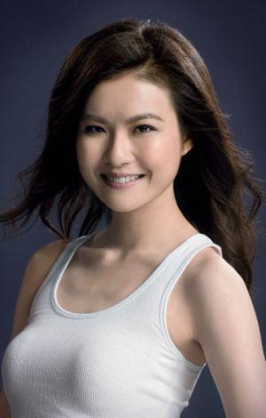 《2013香港小姐竞选》候选佳丽-李晓东