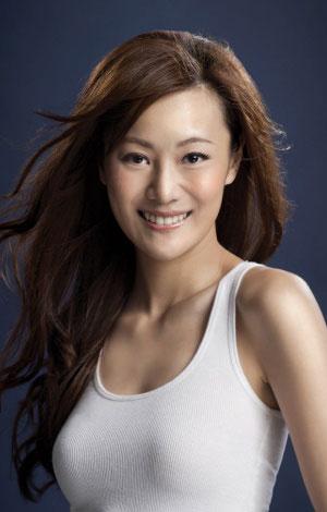 《2013香港小姐竞选》候选佳丽-朱智贤