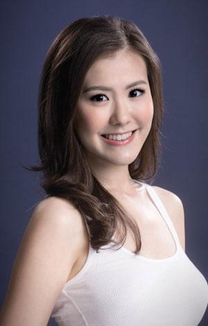 《2013香港小姐竞选》候选佳丽-刘佩玥