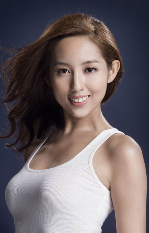 《2013香港小姐竞选》候选佳丽-林伊丽