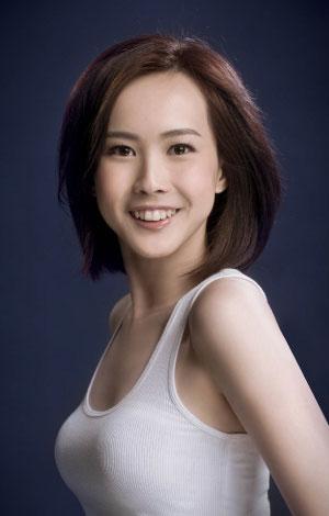 《2013香港小姐竞选》候选佳丽-梁家欣