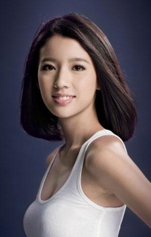 《2013香港小姐竞选》候选佳丽-蔡思贝