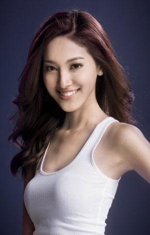 《2013香港小姐竞选》候选佳丽-陈凯琳
