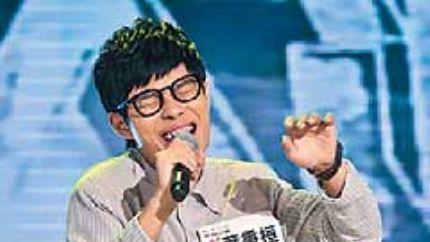 《中国好声音2》台湾首播 收视不如预期