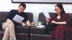 传王菲与李亚鹏昨天下午在乌鲁木齐办妥离婚。
