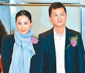 王菲与李亚鹏的8年婚姻走到尽头。