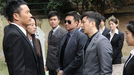 TVB正在讨论开拍《使徒行者》电影版