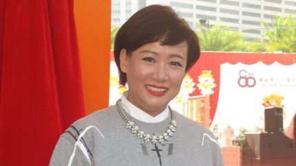 商天娥想休息 正式离巢TVB