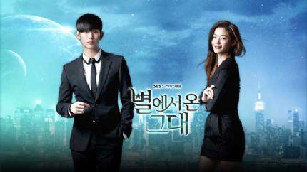 SBS水木剧《来自星星的你》首播