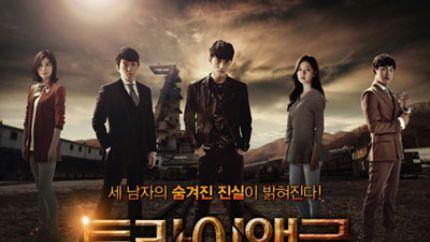 MBC火月剧《Triangle》首播