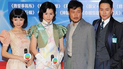 《巾帼枭雄3》因鸡奸戏无缘台庆剧