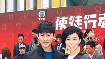 林峰离巢TVB 仍配合无线宣传新剧