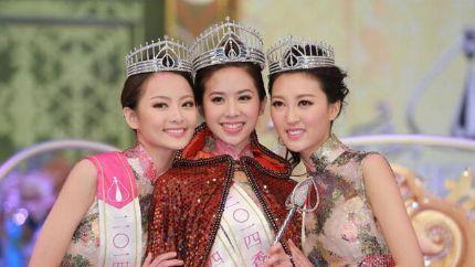 《2014香港小姐竞选》获奖名单 邵珮诗夺冠