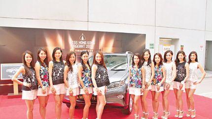 《2015香港小姐竞选》TVB Fun投票选港姐冠、亚、季军