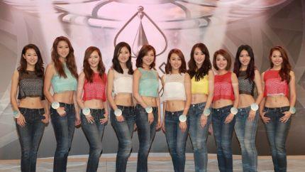 《2016香港小姐竞选》10强名单公布