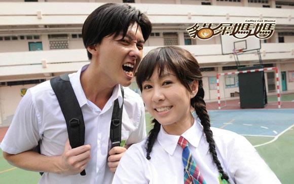 TVB时装喜剧《猫屎妈妈》翡翠台首播