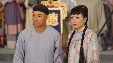 TVB清装喜剧《舌剑上的公堂》翡翠台首播