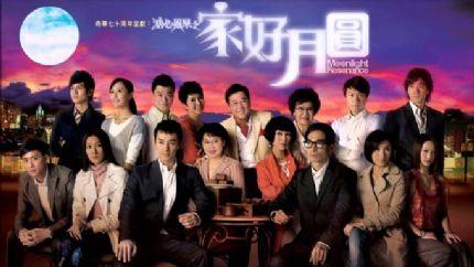 2008年TVB电视剧(2008年TVB首播电视剧列表)