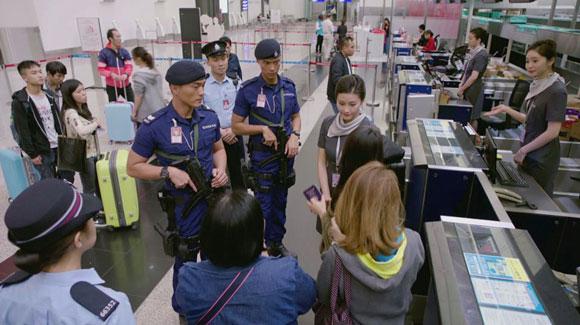 《机场特警》分集剧情(1~25集)