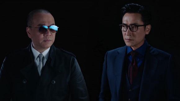 TVB时装律政剧《伙记办大事》