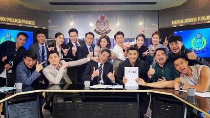TVB时装悬疑剧《逆天奇案》