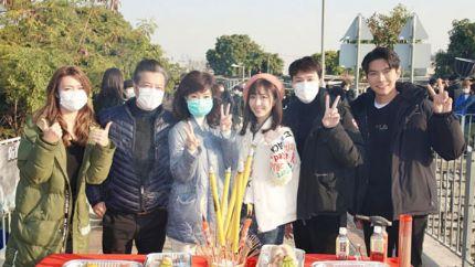TVB翻拍剧《十月初五的月光》
