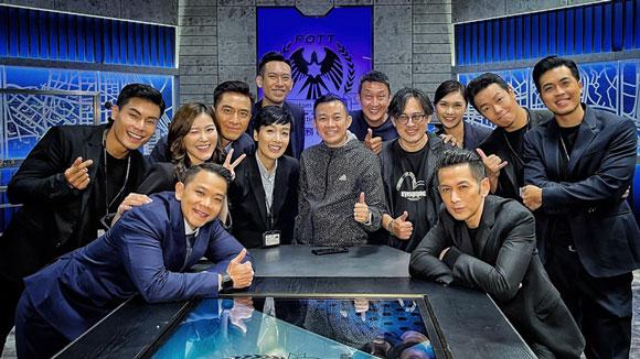 TVB警匪剧《隐形战队》